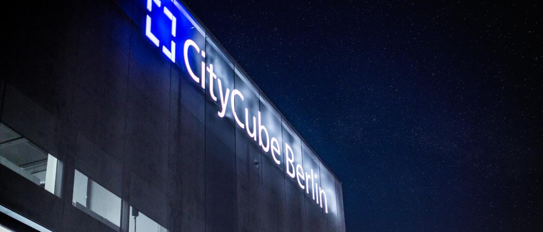 City Cube Berlin ECNP 2014