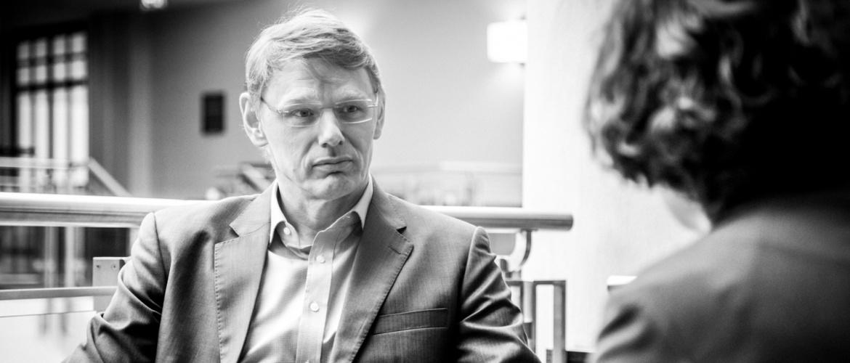 Interview with Professor Bernhard Baune