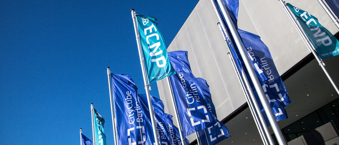 ECNP banners