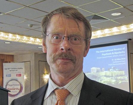 Professor of Psychiatry William Coryell