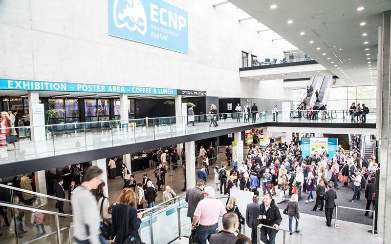 2th ECNP Congress in Berlin