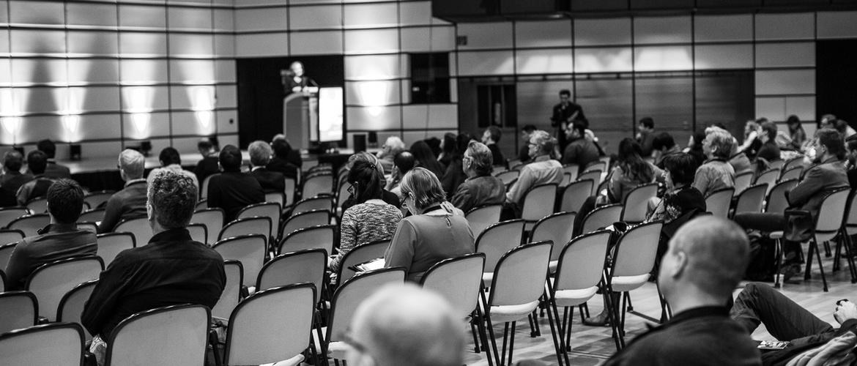 Attending presentation at EPA 2015
