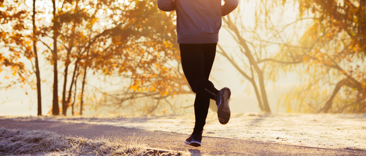 Running for better mental health