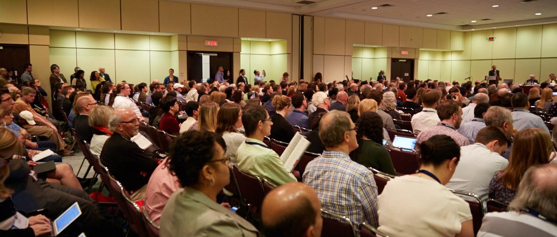 Attendees at APA 2015