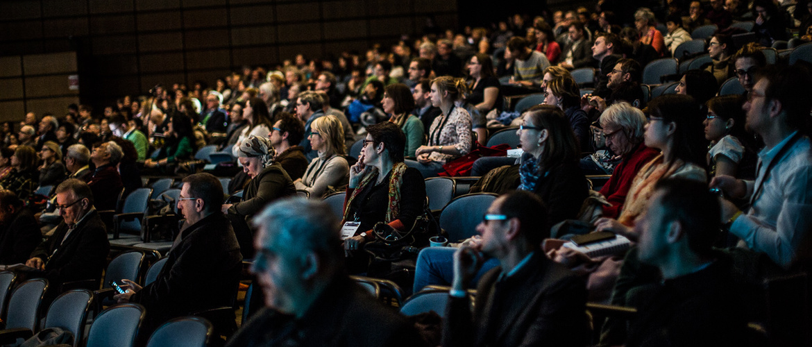 Attendees at EPA 2015