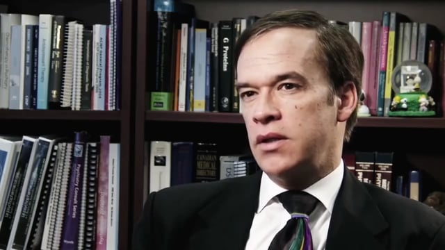 Professor Blier - Cognitive symptoms in depression