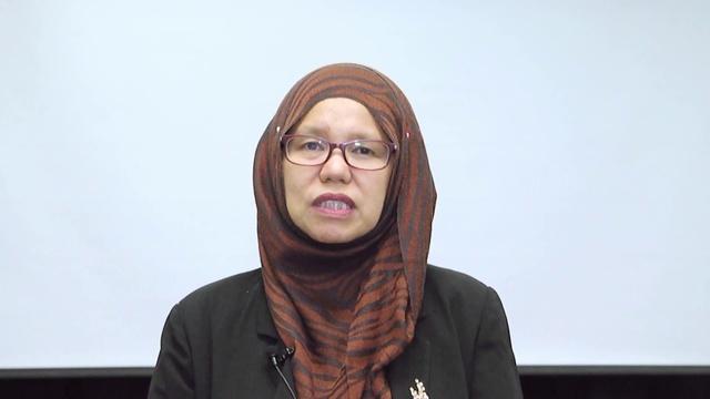 Prof Nor Zuraida Binti Zainal