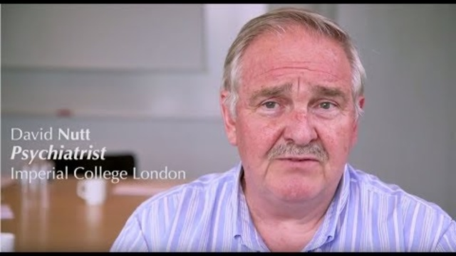 Prof David Nutt - Value of Treatment Progress in Mind RC